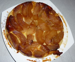 Cooking Friday Tarte Tatin Kelly