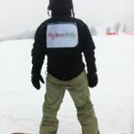 journée corpo ski MyWebShop arnaud