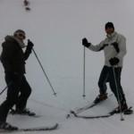journée corpo ski MyWebShop ju et maette
