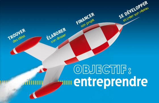 Salon de l'Entreprise 2013 : objectif entreprendre