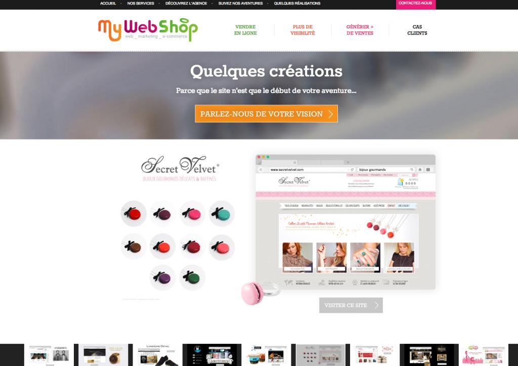 mywebshop refonte