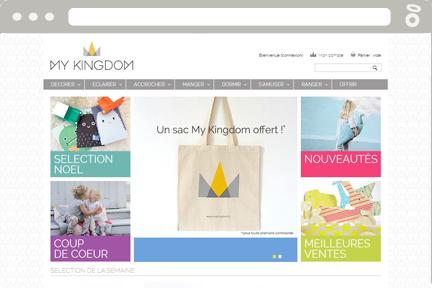 Magnifique site ecommerce