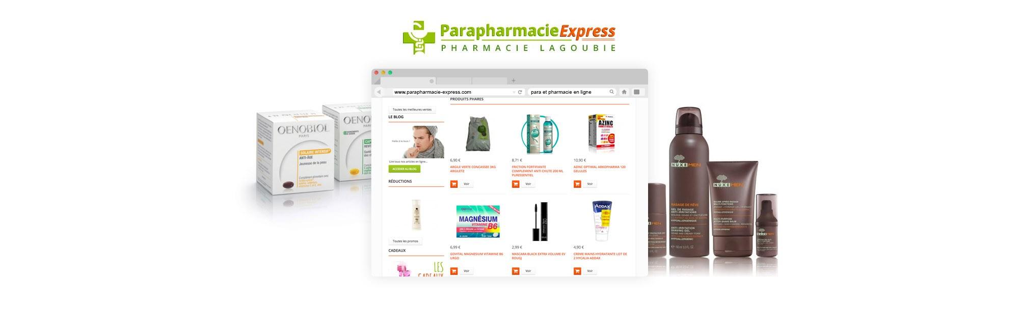 Parapharmacie express