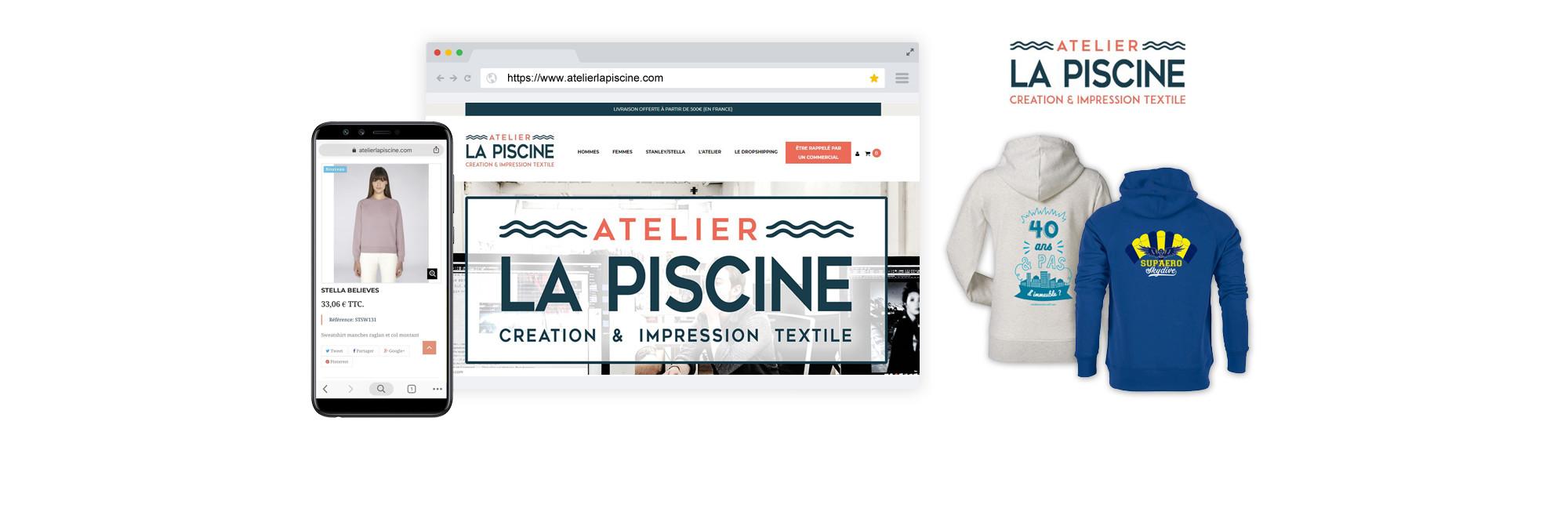 Atelier La Piscine
